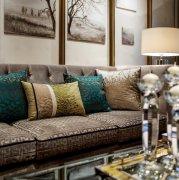 200平米四居室中式古典装修风格图片