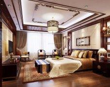 卧室中式家装效果图