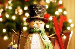 梦幻圣诞温馨图片_在这梦幻的圣诞节与你同过