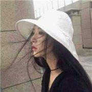 超酷女生帽子头像_社会小姐姐特别酷