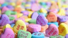彩色糖果 孩子们的最爱糖果图片