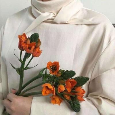 花朵静物头像 部位头像