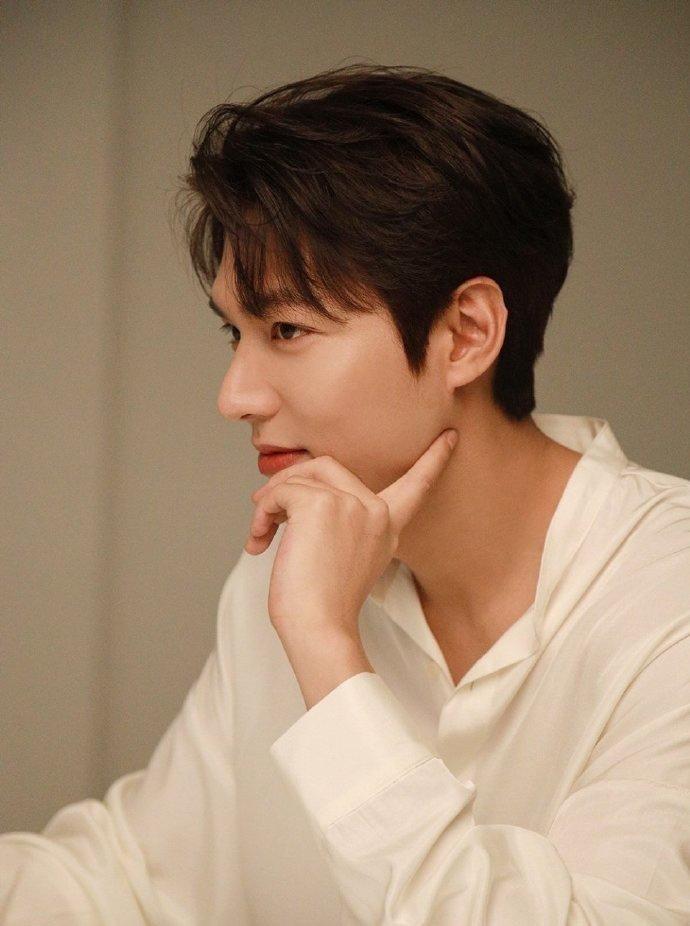 帅气迷人的李敏镐时尚魅力写真图片