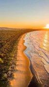 最美的清晨风景图片