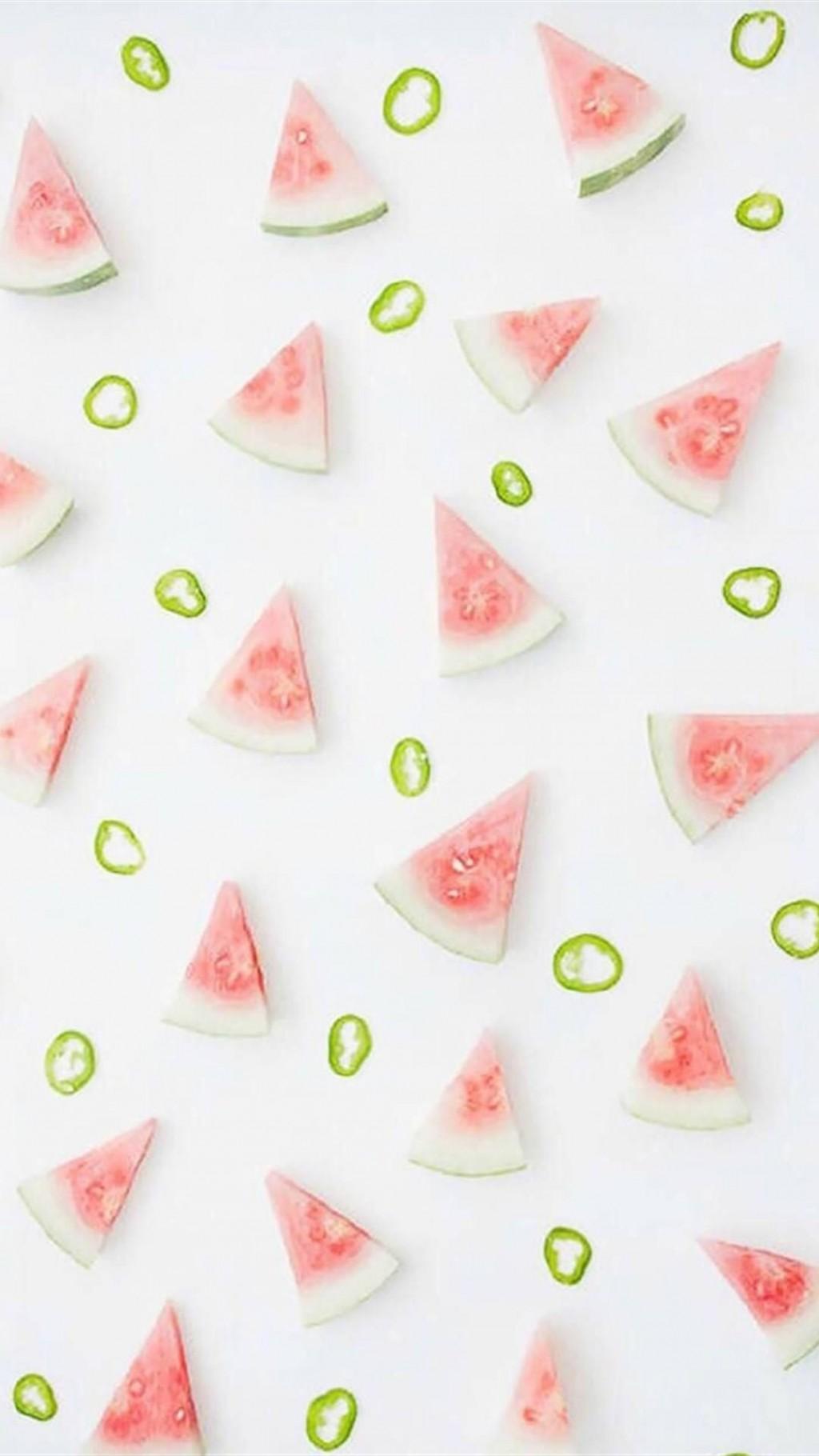 夏天是西瓜味儿的图片