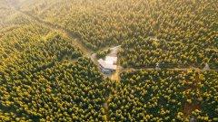 波兰克尔科诺谢山风景壁纸