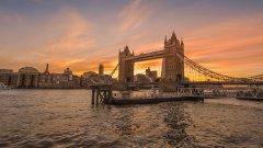伦敦塔桥图片大全