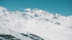 唯美雪原风景图片大全